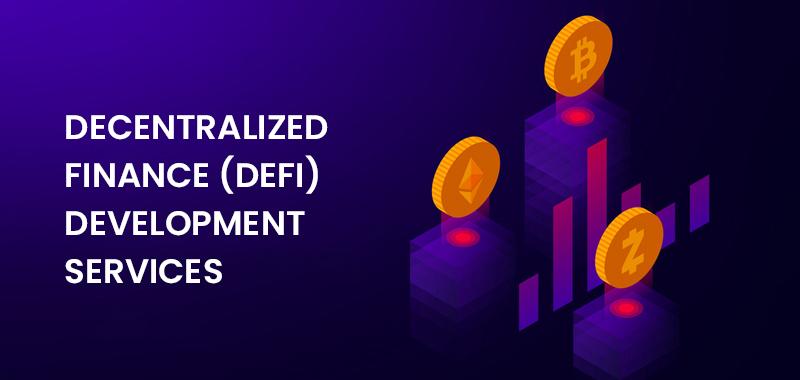 Development in DeFi