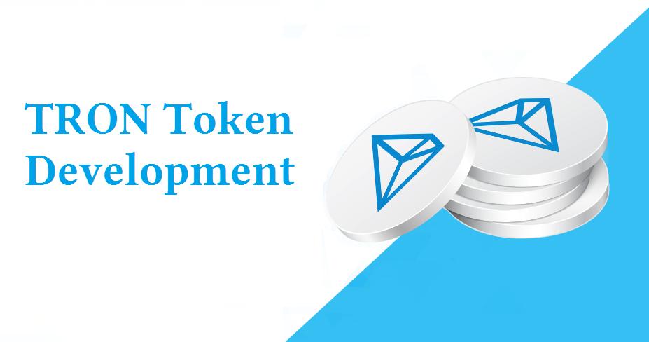 TRON Token development