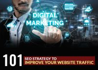 101 SEO Strategy Actionable to Improve your Website Traffic